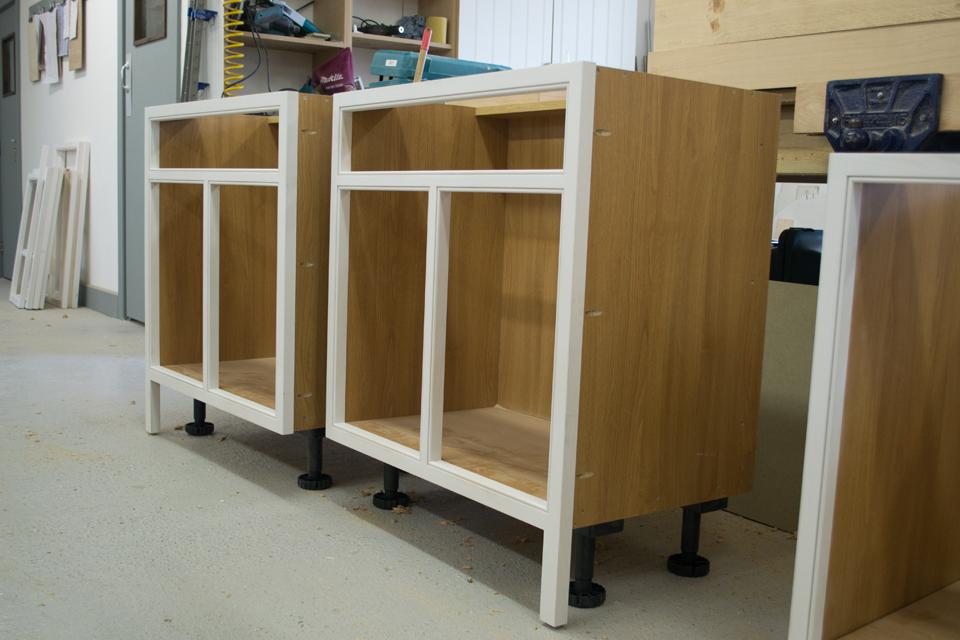 framed units