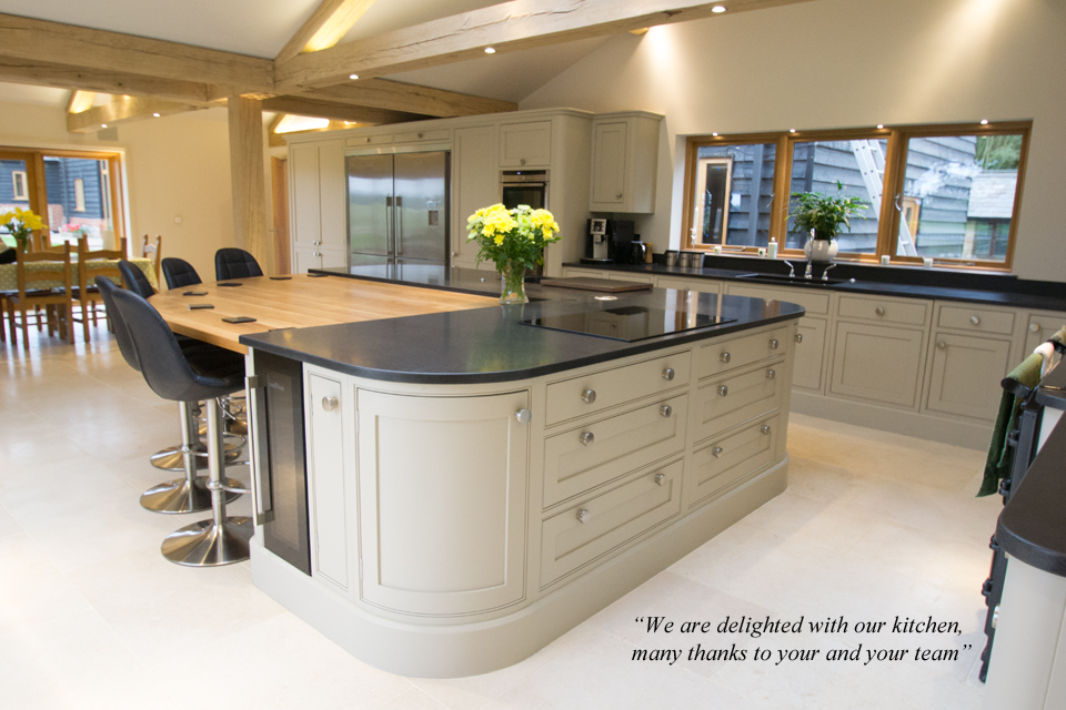 Handmade, Bespoke Kitchens in Suffolk