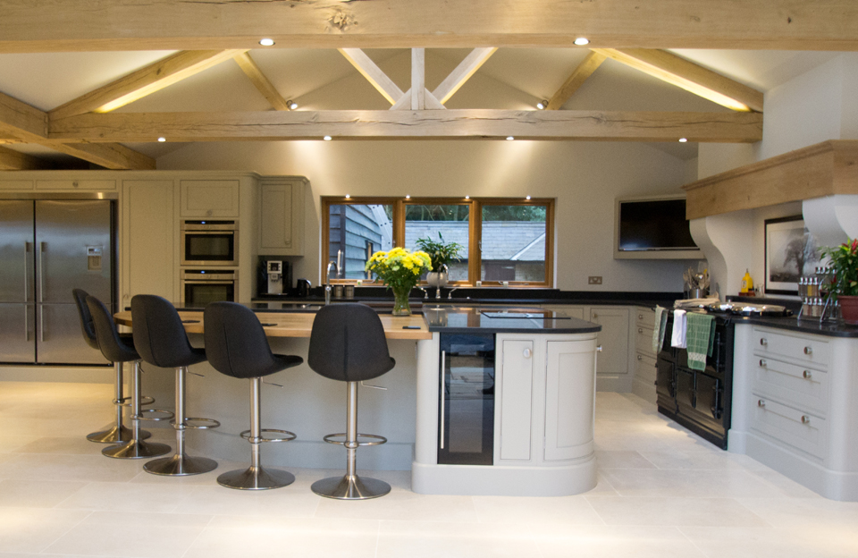 Shaker kitchen style 1