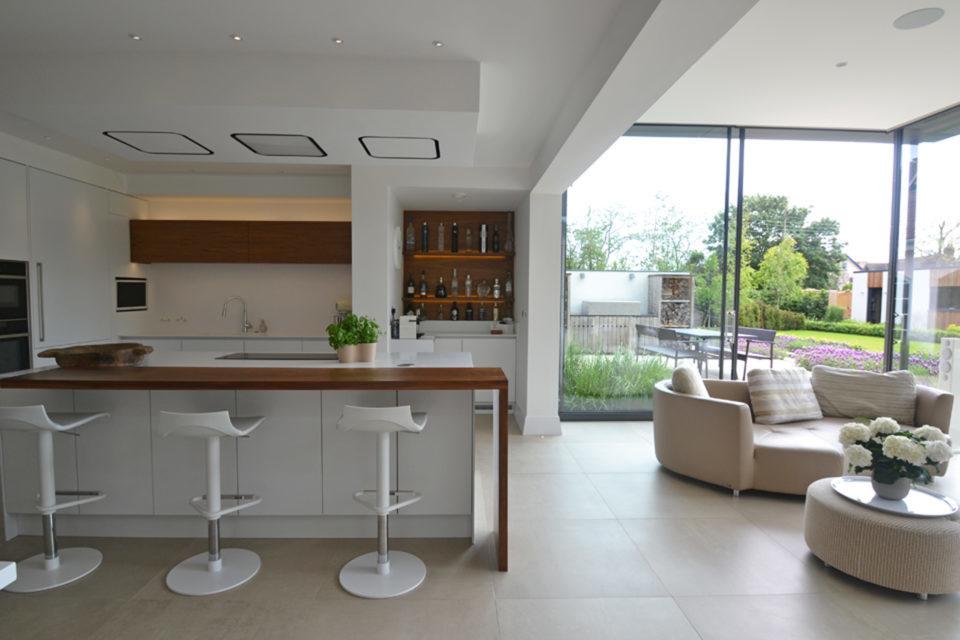 houzz, debenvale kitchens