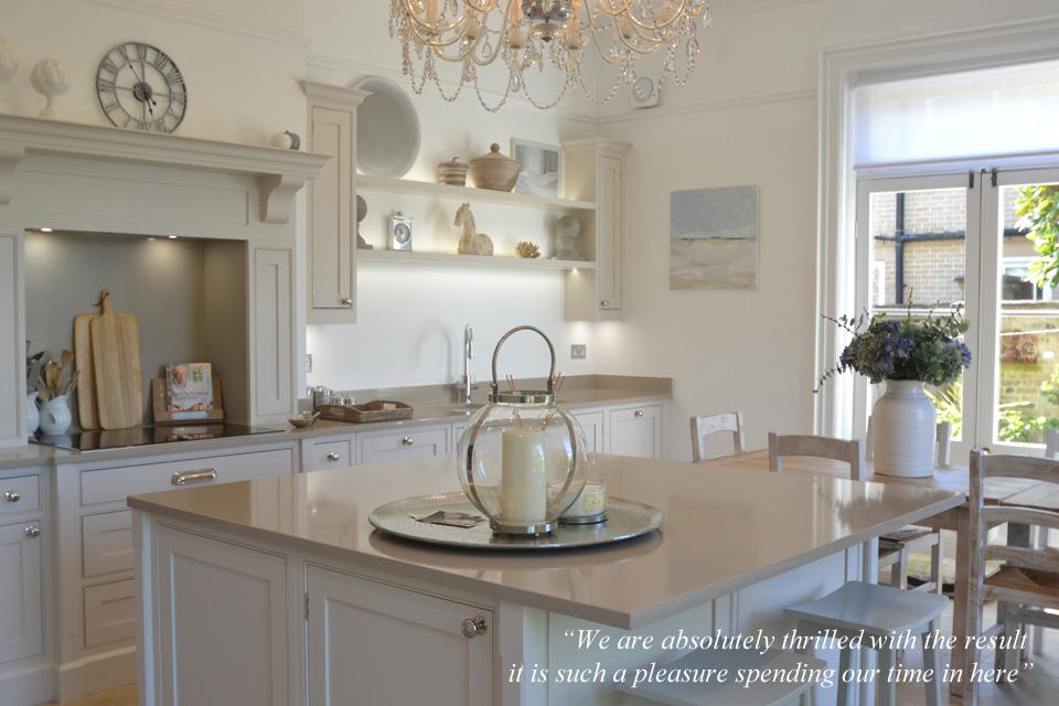 Handmade, Bespoke Kitchens in Suffolk