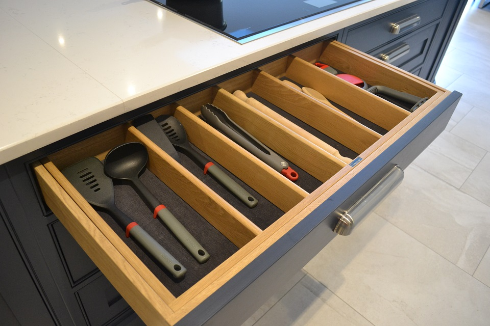 luxury drawer linings